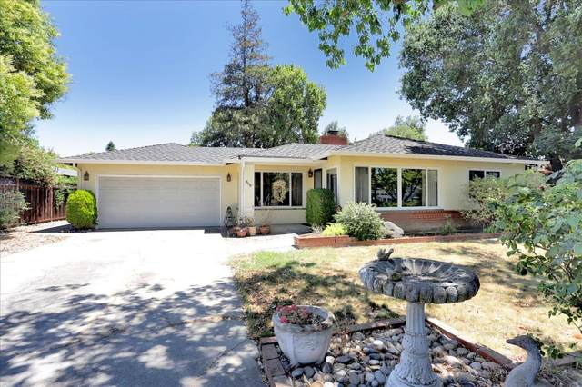 868 Sweetbriar Dr, Campbell, CA 95008 (#ML81847083) :: The Sean Cooper Real Estate Group