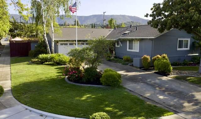1678 Kevin Dr, San Jose, CA 95124 (#ML81847103) :: Paymon Real Estate Group