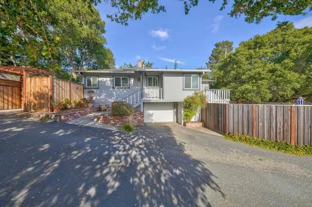 1599 Josselyn Canyon Rd, Monterey, CA 93940 (#ML81847143) :: Alex Brant