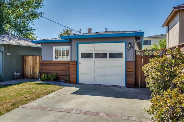 324 Cedar St, Millbrae, CA 94030 (#ML81847157) :: The Kulda Real Estate Group