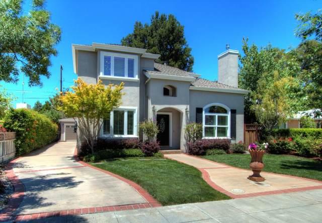 585 Ashton Ave, Palo Alto, CA 94306 (#ML81847163) :: Schneider Estates