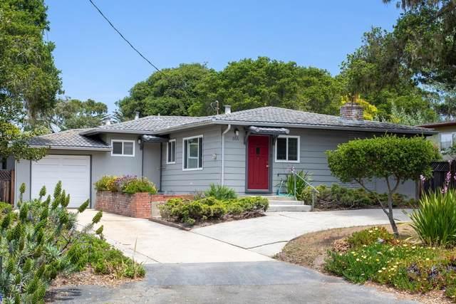 866 Sunset Dr, Pacific Grove, CA 93950 (#ML81847172) :: Alex Brant
