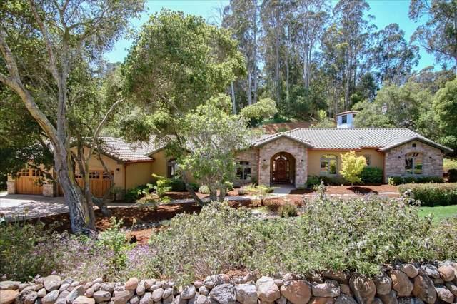 1400 Bonita Dr, Aptos, CA 95003 (#ML81847179) :: Strock Real Estate