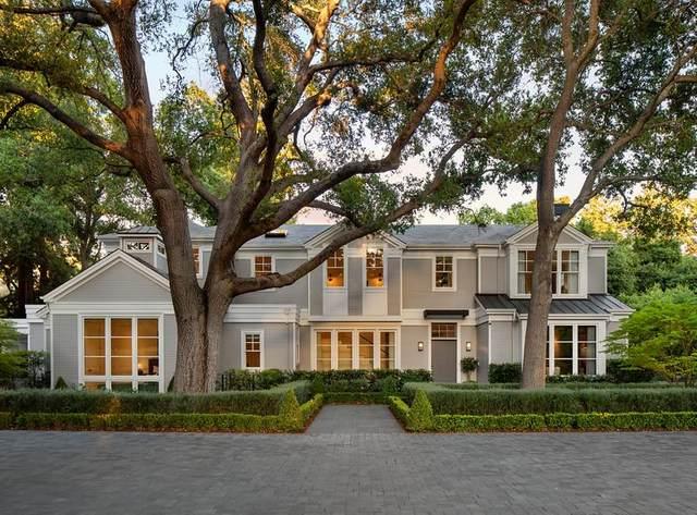 43 Tuscaloosa Ave, Atherton, CA 94027 (#ML81847224) :: Real Estate Experts