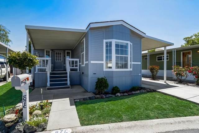 1220 Tasman Dr 87C, Sunnyvale, CA 94087 (#ML81847244) :: Real Estate Experts
