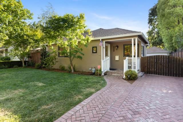 101 Primrose Way, Palo Alto, CA 94303 (#ML81847264) :: Alex Brant