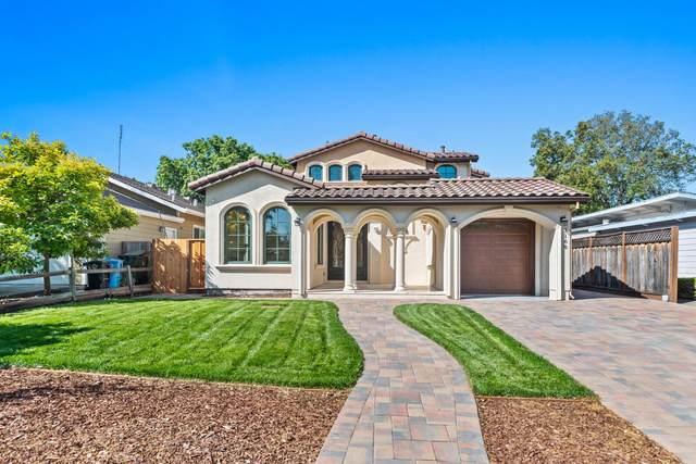 3168 Ramona St, Palo Alto, CA 94306 (#ML81847344) :: The Sean Cooper Real Estate Group