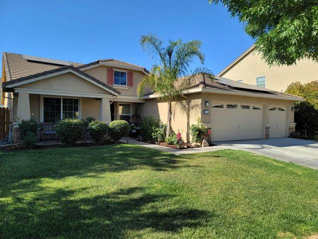 654 Willow Way, Los Banos, CA 93635 (#ML81847375) :: Real Estate Experts