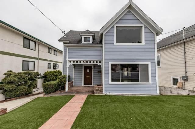 459 Larkin St, Monterey, CA 93940 (#ML81847386) :: Alex Brant
