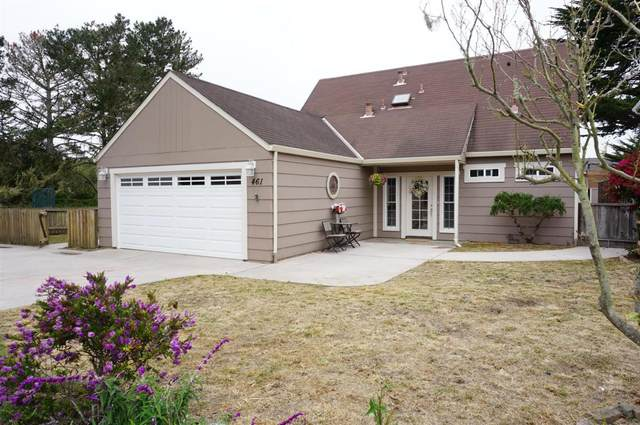 461 Marine Blvd, Moss Beach, CA 94038 (#ML81847405) :: The Kulda Real Estate Group