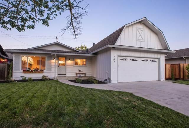 743 Yale Ln, Santa Clara, CA 95051 (#ML81847441) :: Intero Real Estate