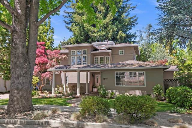 1219 Pitman Ave, Palo Alto, CA 94301 (#ML81847457) :: The Kulda Real Estate Group