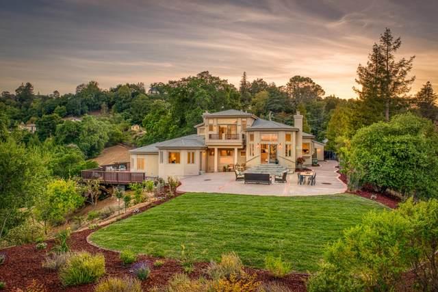 21423 Saratoga Hills Rd, Saratoga, CA 95070 (#ML81847486) :: Real Estate Experts