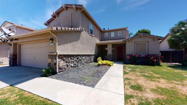 1252 Cochran Dr, Tracy, CA 95377 (#ML81847494) :: Paymon Real Estate Group