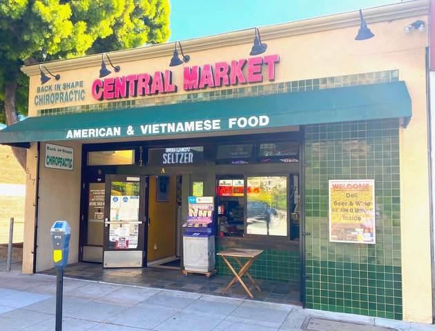 517 S B St, San Mateo, CA 94401 (#ML81847578) :: The Kulda Real Estate Group