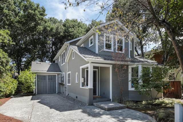 1066 Laurel St, Menlo Park, CA 94025 (#ML81847601) :: Real Estate Experts
