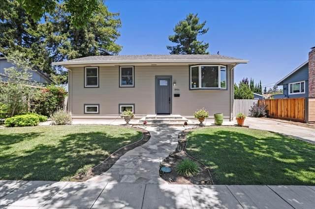 3931 Via Montalvo, Campbell, CA 95008 (#ML81847613) :: Strock Real Estate