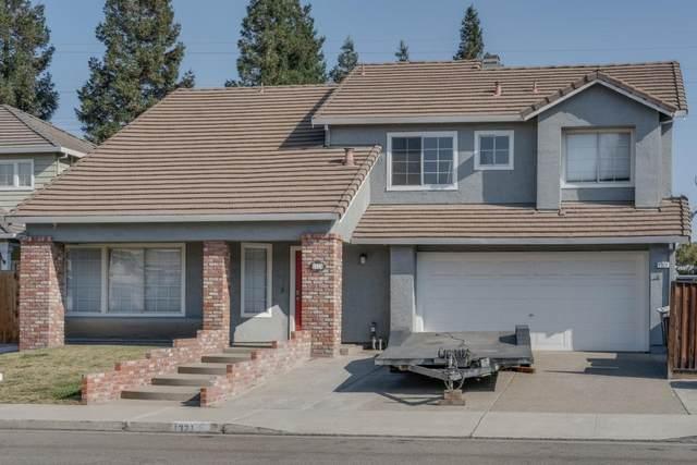 1321 Parkside Dr, Tracy, CA 95376 (#ML81847615) :: Strock Real Estate