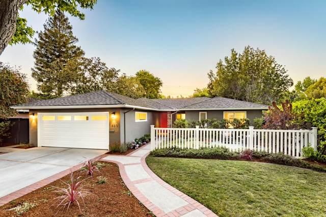 460 Sherwood Way, Menlo Park, CA 94025 (#ML81847627) :: Real Estate Experts