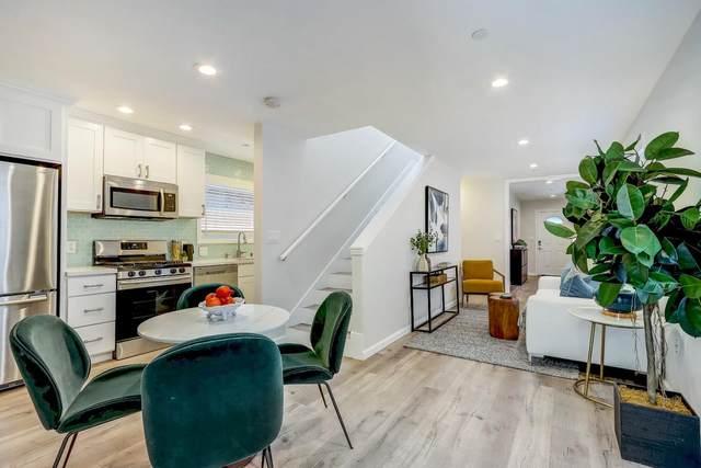 626 Manzanita St, Redwood City, CA 94063 (#ML81847639) :: Strock Real Estate