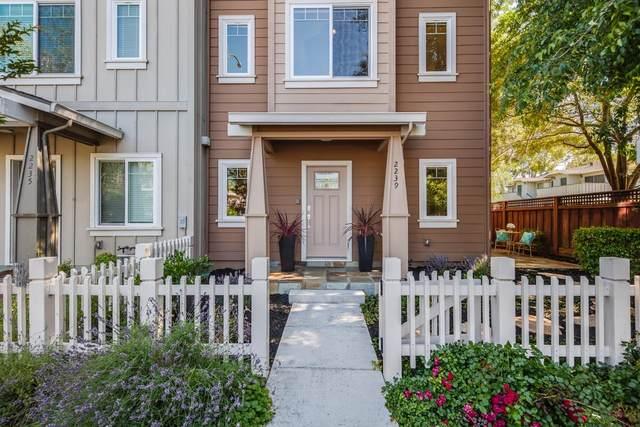 2239 Rock St, Mountain View, CA 94043 (#ML81847649) :: Intero Real Estate