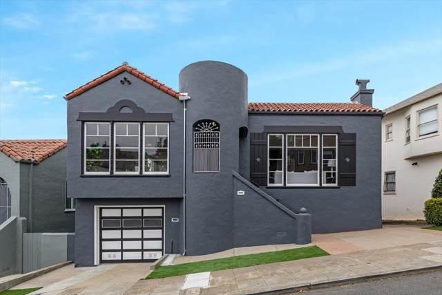 55 Fairfield Way, San Francisco, CA 94127 (#ML81847650) :: Schneider Estates