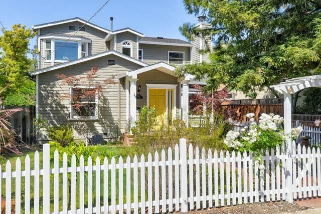 950 Cloud Ave, Menlo Park, CA 94025 (#ML81847655) :: The Goss Real Estate Group, Keller Williams Bay Area Estates