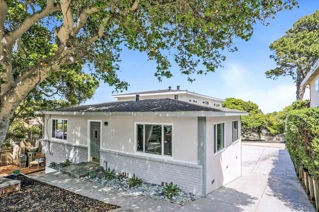 824 Archer St, Monterey, CA 93940 (MLS #ML81847695) :: Compass