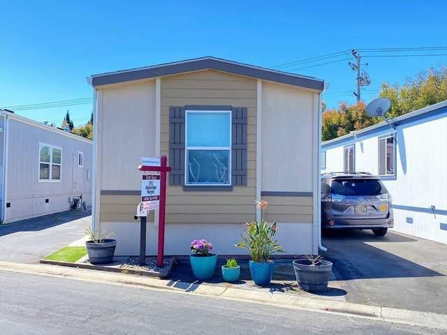 3015 E Bayshore Rd 114, Redwood City, CA 94063 (#ML81847697) :: Strock Real Estate