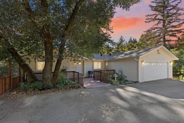 180 Little Bear Ln, Boulder Creek, CA 95006 (#ML81847721) :: Strock Real Estate