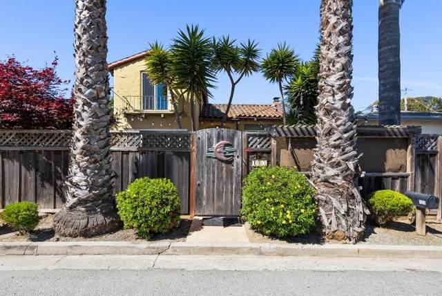 103 Winfield Way, Aptos, CA 95003 (#ML81847731) :: Strock Real Estate