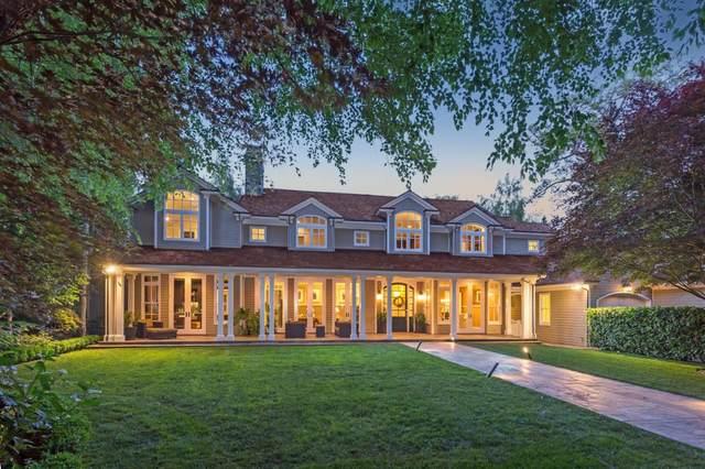 1140 Arbor Rd, Menlo Park, CA 94025 (#ML81847759) :: The Sean Cooper Real Estate Group