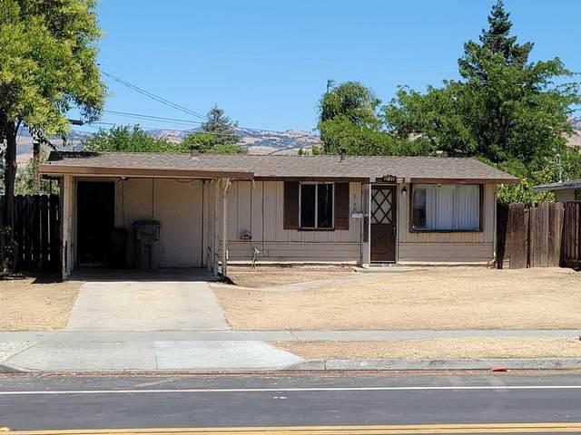 2120 Huran Dr, San Jose, CA 95122 (#ML81847781) :: Alex Brant