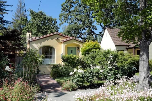 2130 Bowdoin St, Palo Alto, CA 94306 (#ML81847789) :: Real Estate Experts