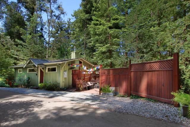 139 SE Pine Ave, Felton, CA 95018 (#ML81847790) :: The Kulda Real Estate Group