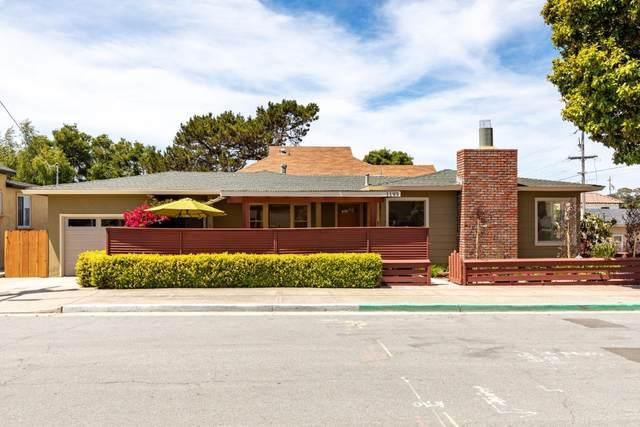 1193 5th St, Monterey, CA 93940 (#ML81847862) :: Alex Brant