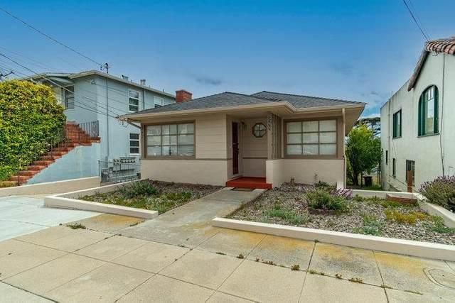 283 Larkin St, Monterey, CA 93940 (#ML81847868) :: Alex Brant