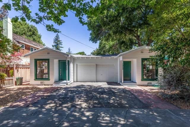 1050 Laurel St, Menlo Park, CA 94025 (#ML81847901) :: The Sean Cooper Real Estate Group