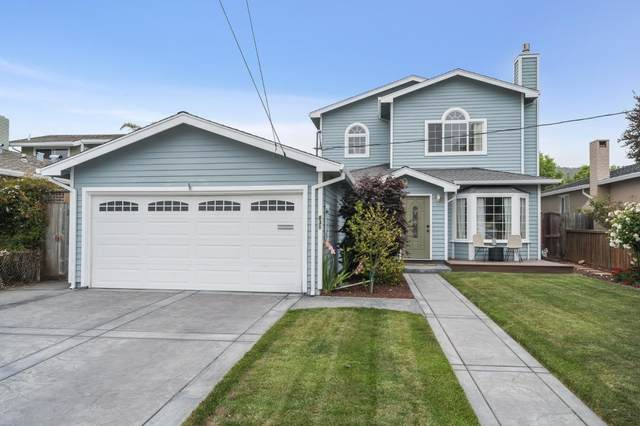 831 Arguello Blvd, Pacifica, CA 94044 (#ML81847902) :: The Kulda Real Estate Group