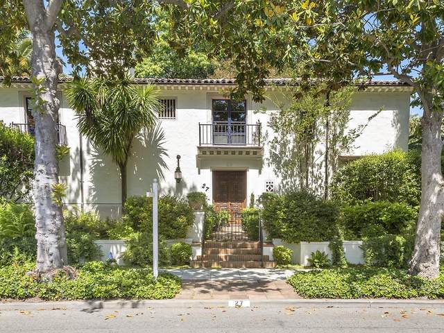 27 Crescent Dr, Palo Alto, CA 94301 (#ML81847903) :: Strock Real Estate