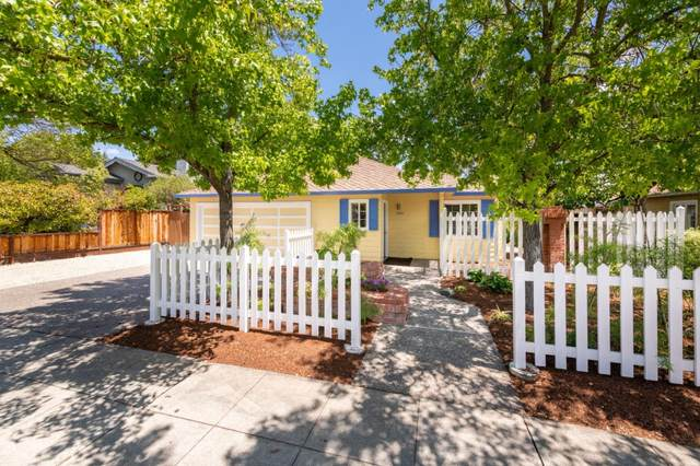 2451 Middlefield Rd, Palo Alto, CA 94301 (#ML81847905) :: The Sean Cooper Real Estate Group
