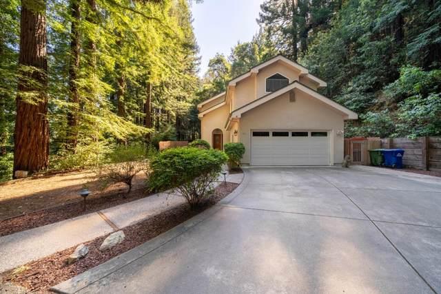 375 Woodland Dr, Scotts Valley, CA 95066 (#ML81847960) :: Strock Real Estate