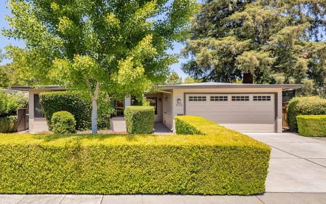 3519 Murdoch Dr, Palo Alto, CA 94306 (#ML81848006) :: Real Estate Experts