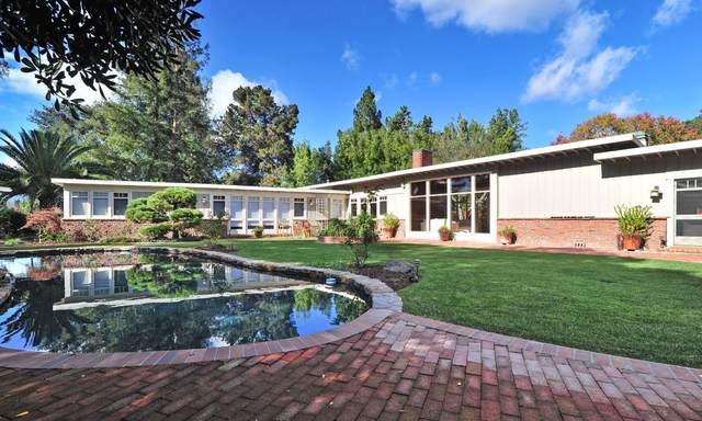 175 Britton Ave, Atherton, CA 94027 (#ML81848016) :: The Kulda Real Estate Group