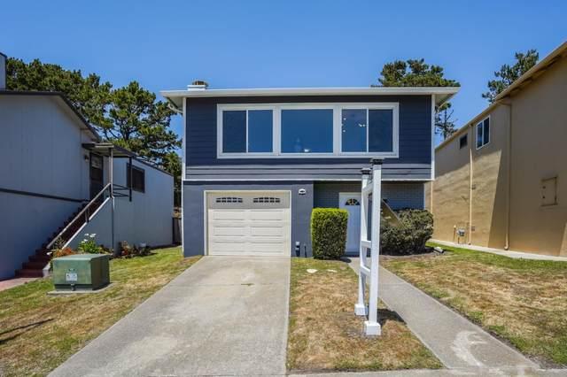 111 Eastridge Cir, Pacifica, CA 94044 (#ML81848030) :: Real Estate Experts