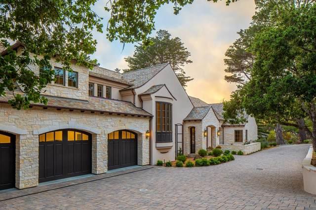 1540 Viscaino Rd, Pebble Beach, CA 93953 (#ML81848052) :: Real Estate Experts