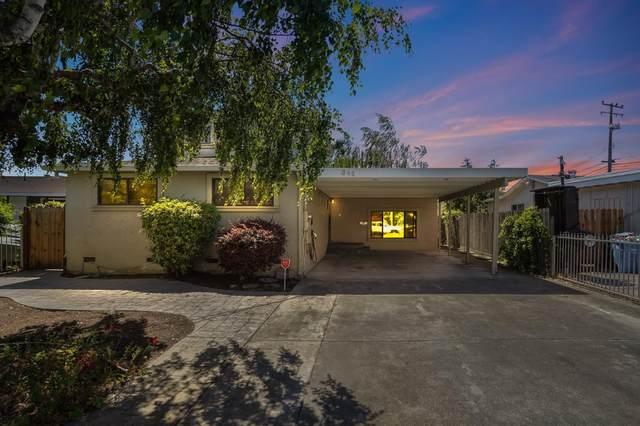 385 Larkspur Dr, East Palo Alto, CA 94303 (#ML81848054) :: The Kulda Real Estate Group