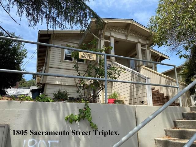 1805 Sacramento St, Vallejo, CA 94590 (#ML81848061) :: Real Estate Experts
