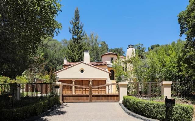26171 Moody Rd, Los Altos Hills, CA 94022 (#ML81848076) :: Intero Real Estate
