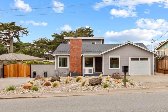 1268 Del Monte Blvd, Pacific Grove, CA 93950 (#ML81848080) :: Alex Brant